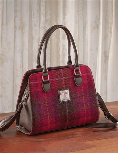 Harris Tweed Findhorn手�袋