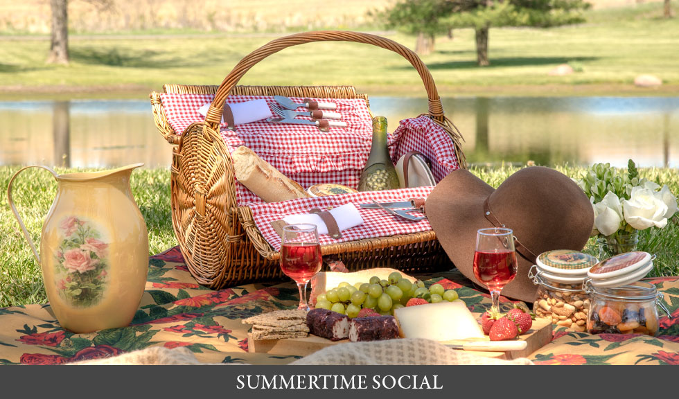 Shop New Summer Picnic at Victorian Trading Co