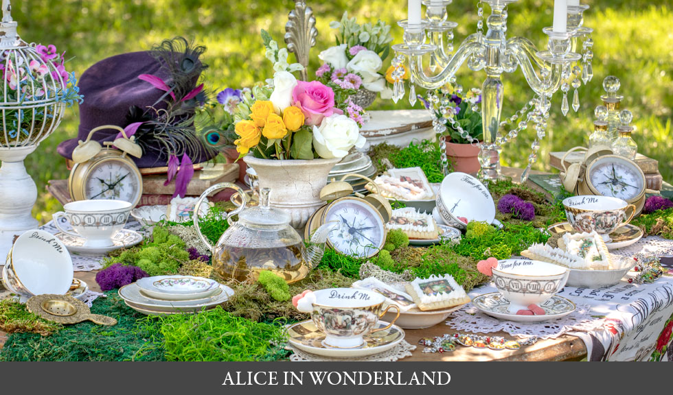 Shop ALice in Wonderland at Victorian Trading Co