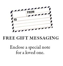 Free Gift Messaging at Victorian Trading Co.