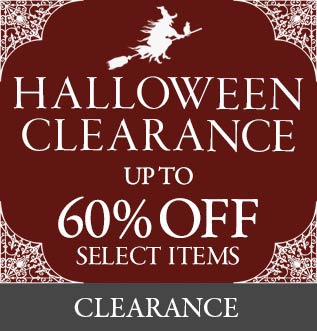 Shop Halloween Clearance at Victorian Trading Co