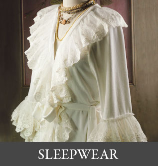 Shop New Sleepwear at Victorian Trading Co