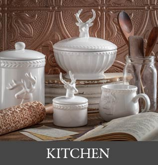 Shop Kitchen at Victorian Trading Co