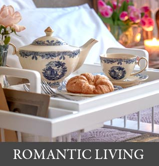 Shop Romantic Living at Victorian Trading Co