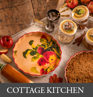 Shop Cottage Kitchen at Victorian Trading Co