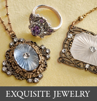 Shop New Jewelry at Victorian Trading Co