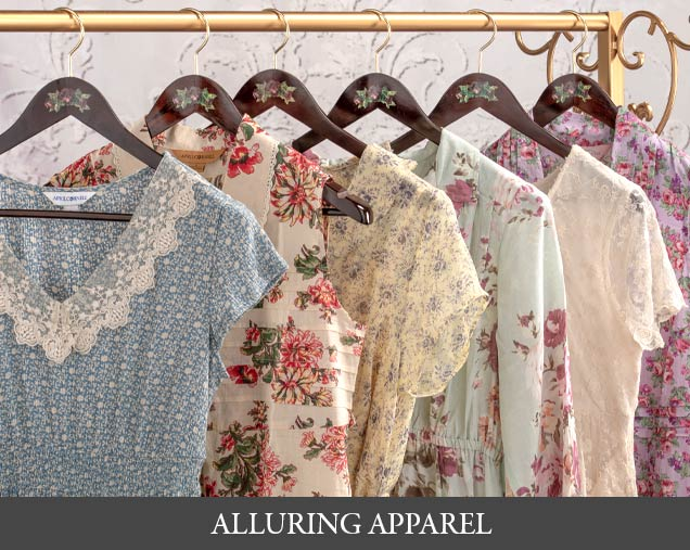 Shop New Spring Fashion at Victorian Trading Co
