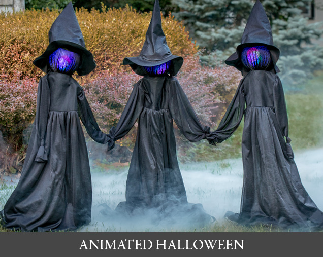 Shop Animated Halloween at Victorian Trading Co