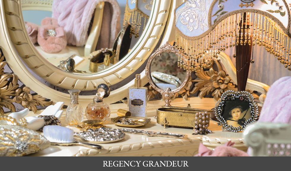 Shop the Regency Grandeur Collection at Victorian Trading Co