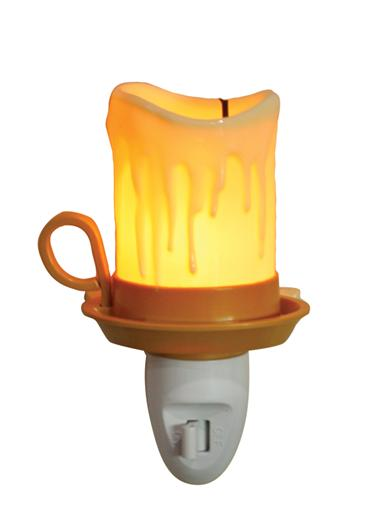 Drippy Old Candle Nightlight