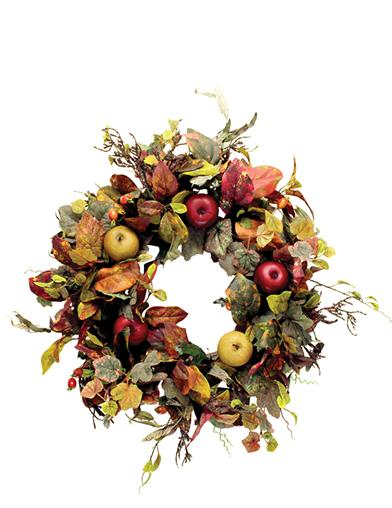 Stephenson's Orchard Door Wreath