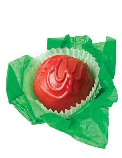 RED ROSES CAKE POPS (Box of 6)
