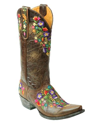 Pearl Reed Tall Cowgirl Boots