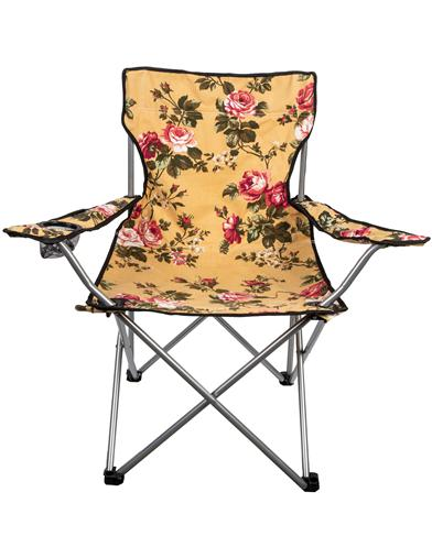 Glamping Chintz Lawn Chair