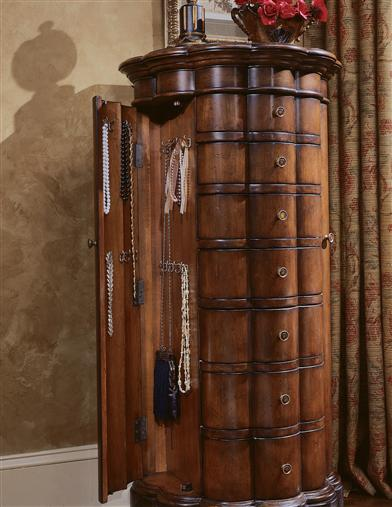 Pie Crusts Jewelry Armoire