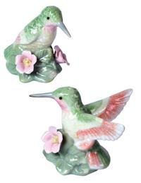 Hummingbird Salt & Pepper Set