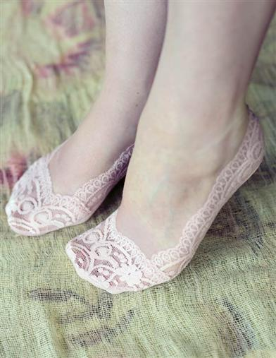 Lacy Footies