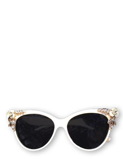 Riviera Sunglasses Cream