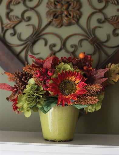 Autumnal Sunbursts Bouquet