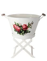 Avonlea Rose Drink Chiller Tub And Stand