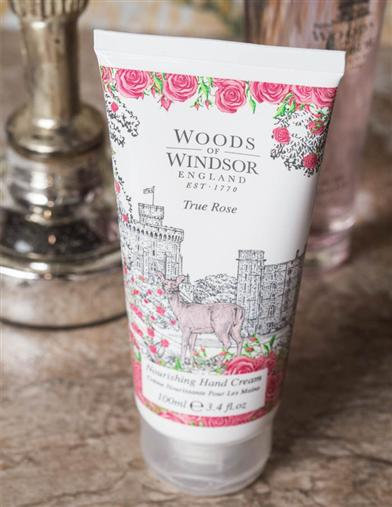 Woods Of Windsor True Rose Hand Cream