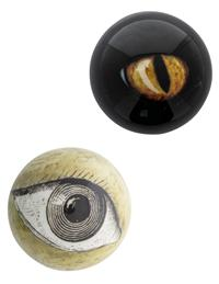 Cyclops & Cat's Eyeballs (Set Of 4)