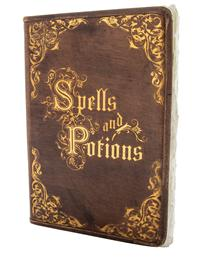 Spells & Potions Leather Journal