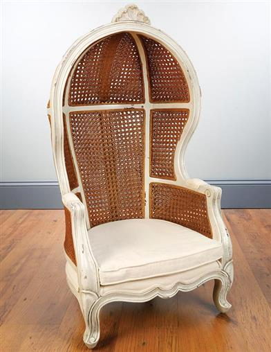 Child Bonnet Chair