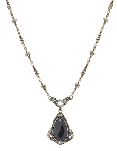Art Deco Lavaliere Necklace
