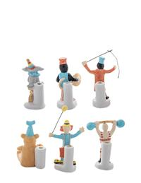 Big Top Circus Candle Holders (Set Of 12)