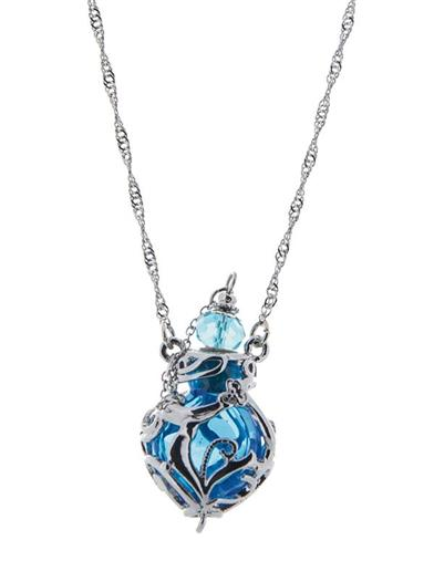 Bering's Elixir Vial Necklace