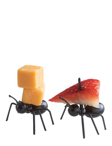 Ant Appetizer Picks (Set Of 20)