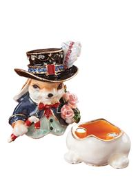 Mr. Rabbit Trinket Box