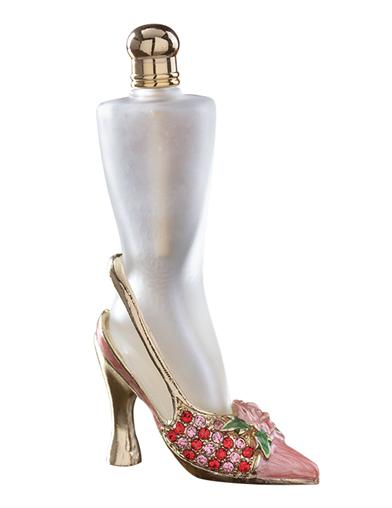 Heeled Perfume Bottle