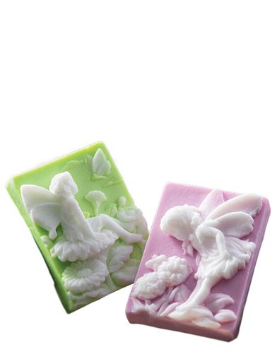 Flower Fairy Soaps (Set Of 2)