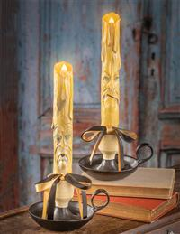 Brothers Grimm Candlesticks (Set Of 2)