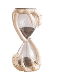 Hands Of Time Hourglass
