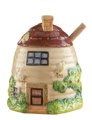 Cottage Honey Pot