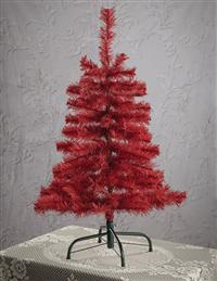 Currant Berry Tabletop Christmas Tree