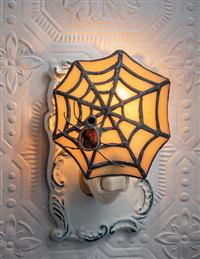 Web Weaver Nightlight