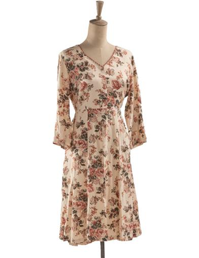 April Cornell Rosaline Dress