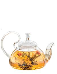 Blooming Tea Glass Tea Pot