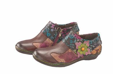 Josephine Artisan Shoes