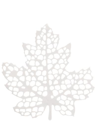 Maple Leaf Sugar Doilies (Set Of 8)