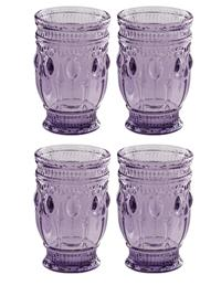 Hyacinth Tumbler (Set Of 4)