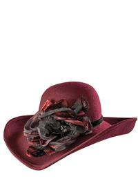 Kathy Jeanne Midnight Roses Hat
