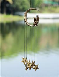 Moon Fairy Wind Chimes