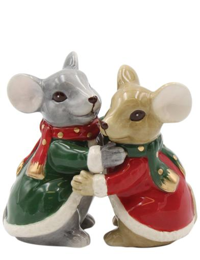 Klaus And Clara Salt And Pepper Set