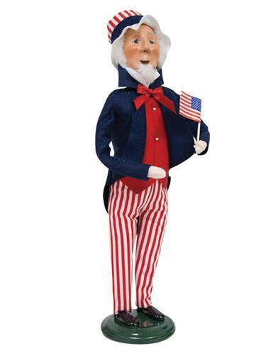 Byers' Choice Uncle Sam