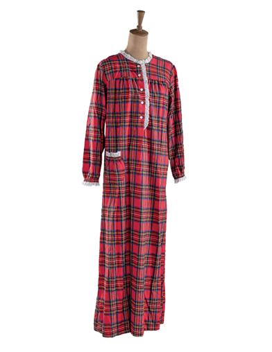 Aspen Flannel Nightgown